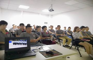 培训 - 弘扬掌声信息、知识及技能共享理念
